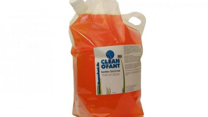 Cleanofant Sanitaerreiniger