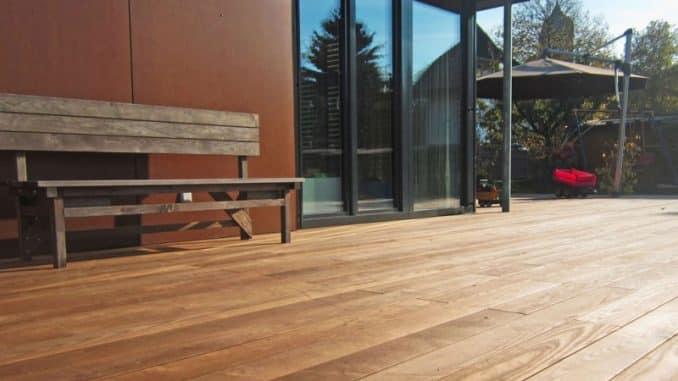 Holz Terrassendielen