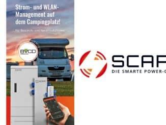 Das Strom- & WLAN-System für jeden Campingplatz!