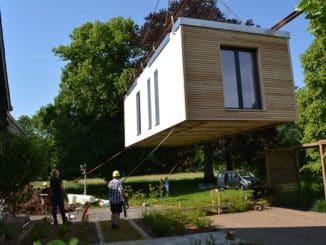 Fertighaus Smart-House