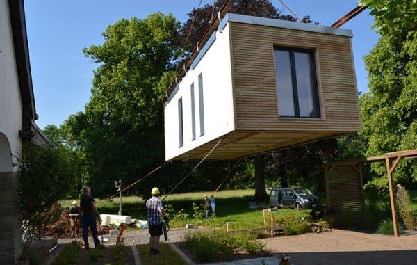 Mit Modularen Anbauten Von Smart House Neuen Raum Schaffen