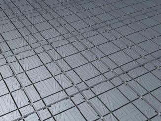 Zeltboden Rola-Trac Lite von MBS