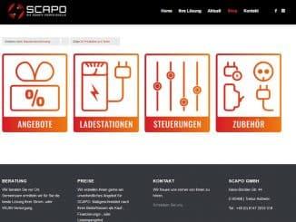Scapo Online-Shop