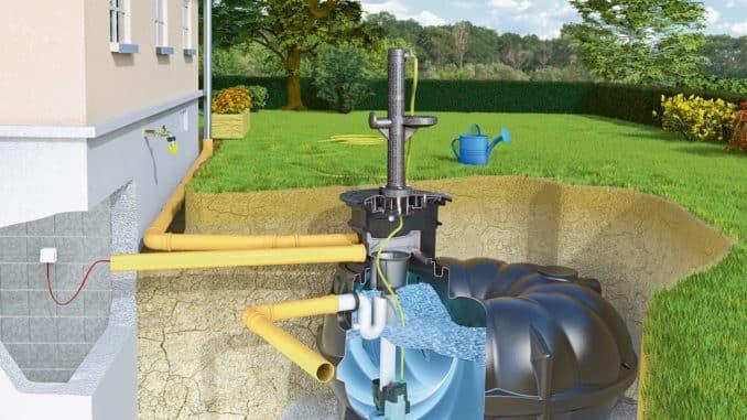 Regenwassertank Neo von Premier Tech Aqua