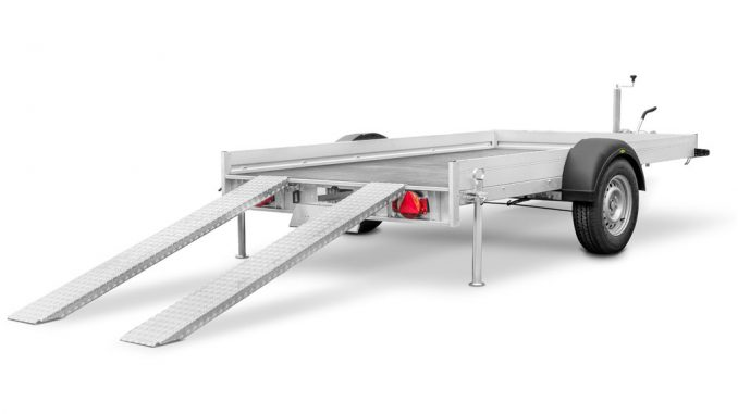 Humbaur Fahrzeug-und Motorradtransporter