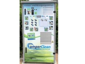 CamperClean Entsorgungsstation