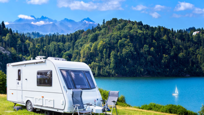Camping-Urlaub