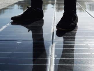 Platio-Solarzellen