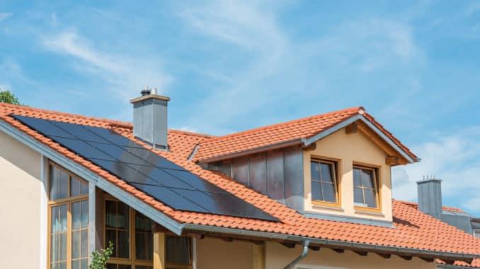 Creaton Photovoltaik-System