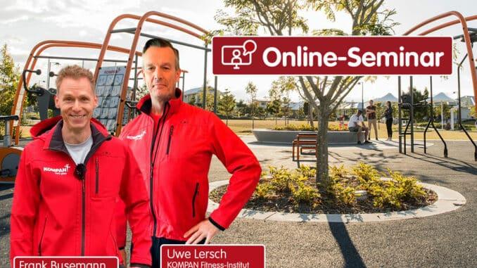 Online-Seminar mit Frank Busemann